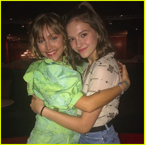 Grace Vanderwaal Gets Support From Jayden Bartels at Her LA Show