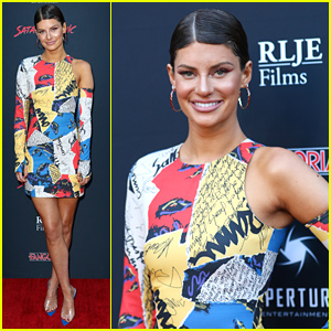 Hannah Stocking Steps Out For Her Second Movie Premiere in LA