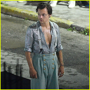 Is New Harry Styles Music Coming He Filmed A Music Video