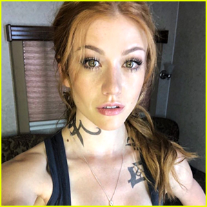 Katherine McNamara Sends 'Shadowhunters' Character Clary Fray Birthday Wishes