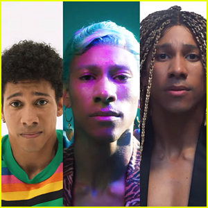 Keiynan Lonsdale References 'The Flash' In New Song 'Rainbow Dragon', Calls TV 'A Bore'