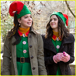Laura Marano's 'Cinderella Story: Christmas Wish' Movie Debuts in October!