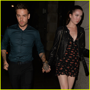 Liam Payne & Maya Henry Couple Up For Date Night in London