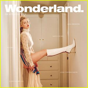 Lili Reinhart Covers Wonderland's Autumn 2019 Issue
