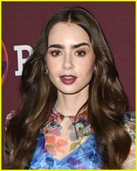 Lily Collins Confirms Relationship with Charlie McDowell