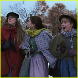 Watch The First Trailer For 'Little Women' With Emma Watson, Saoirse Ronan & More Now!