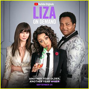 Liza Koshy Debuts 'Liza On Demand' Season 2 Trailer