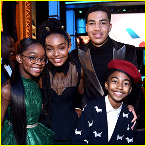 Marsai Martin Gets Sweet Birthday Messages From 'Black-ish' Siblings