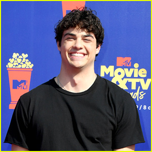 Noah Centineo Wraps Peter Kavinksy On Final 'To All The Boys I've Loved Before' Film