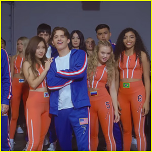Now United Sets Off A Dance Party in 'Crazy Stupid Silly Love' Music Video