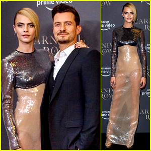 Cara Delevingne Looks Stunning at 'Carnival Row' Premiere in Berlin!