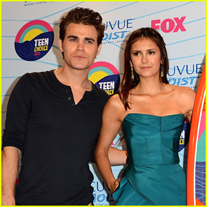 Paul Wesley Says He & Nina Dobrev 'Definitely Clashed' on 'Vampire Diaries' Set But They're Really Close Now