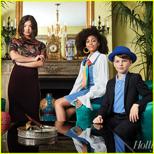 Peyton Elizabeth Lee, Julia Butters & More Featured on THR's Young Hollywood Power List