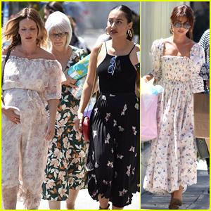 Francia Raisa, Sarah Hyland & More Attend Samantha Droke's Baby Shower!
