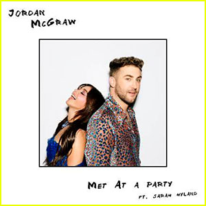 Jordan McGraw & Sarah Hyland: 'Met At A Party' Stream & Download - Listen Now!