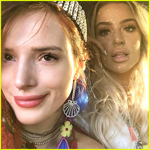 Tana Mongeau & Bella Thorne Are Back On Good Terms After Twitter Feud