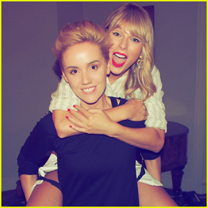 Taylor Swift Has Fun With Fans in 'Lover' Secret Session Photos!