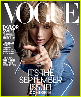 Taylor Swift Covers 'Vogue,' Reveals Why 'Lover' May Be Her Favorite Album Yet!