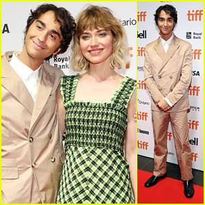 Alex Wolff Celebrates Premiere of 'Castle In The Ground' at TIFF 2019