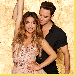 Ally Brooke Takes On Viennese Waltz For Week Two on 'Dancing With The Stars'