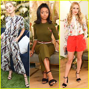 Anne Winters, Skai Jackson, Greer Grammer & More Launch New Ted Baker London Collection