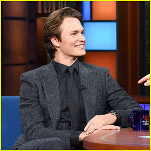 Ansel Elgort Couldn't Tell Anyone About Being Cast in 'West Side Story'