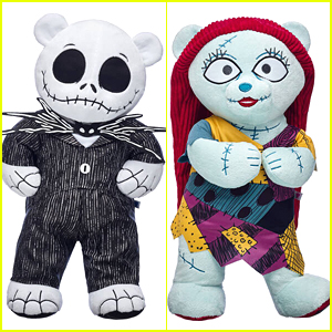 Build A Bear Christmas 2019.Build A Bear Releases New Nightmare Before Christmas Mini