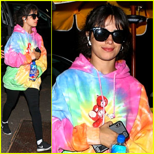 Camila Cabello Is On Her Way to Vegas!