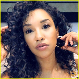 Candice Patton's Natural Curls Will Be Part of 'The Flash's New Season