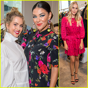 Anne Winters Gives Back at Alice + Olivia's Shopping Event With St. Jude