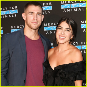 Daniella Monet & Fiance Andrew Gardner Welcome Their First Child!