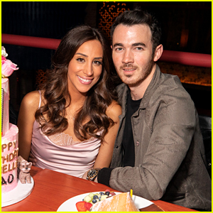 Danielle Jonas Celebrates Birthday With Husband Kevin in Chicago