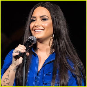 Demi Lovato Shares Unedited Bikini Photo, Says 'I Hope to Inspire Someone to Appreciate Their Body Today'