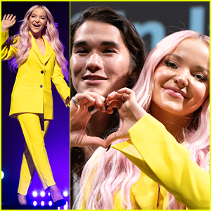 Dove Cameron Is Happier In Japan With Booboo Stewart