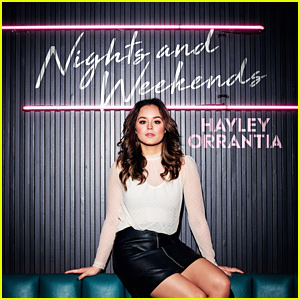 Hayley Orrantia Drops Super Fun New Song 'Nights and Weekends' - Listen Here!