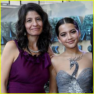 Isabela Moner Gives Her Mom a Big Shoutout as She Battles Cancer