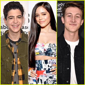 Jenna Ortega Joins Joshua Rush, Luke Mullen & More For Climate Strike