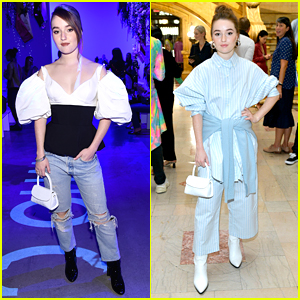 Kaitlyn Dever Brings The Perfect Bag To New York Fashion Week 2019