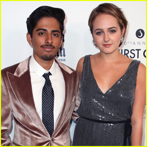 Karan Brar & Sophie Reynolds Present Cameron Boyce Pioneering Spirit Award at Thirst Gala 2019