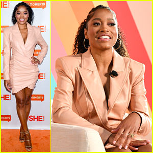 Keke Palmer Shares Best Lesson She Learned From Mentor Queen Latifah