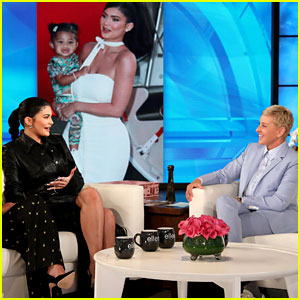 Watch a Preview of Kylie Jenner's 'Ellen' Interview Now!