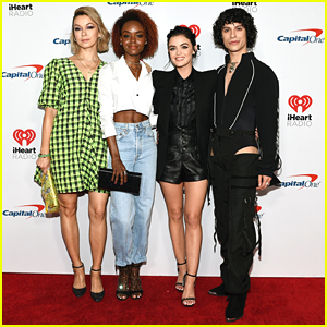 Lucy Hale & 'Katy Keene' Cast Take a Trip To iHeartRadio Music Festival 2019