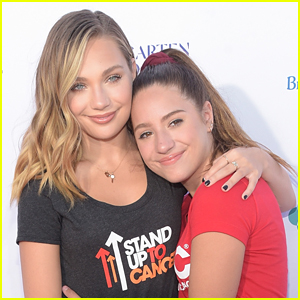 Maddie & Kenzie Ziegler Take Fun Back To School Photo