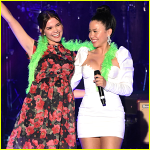 Maia Mitchell, Cierra Ramirez & 'Good Trouble' Cast Celebrate LA LGBT Center's 50th Anniversary!