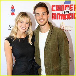 Supergirl's Melissa Benoist Performs a Song Live with Husband Chris Wood!