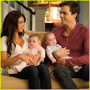 What Are The Names of Haley and Dylan's Twins on Modern Family? Watch The Season Premiere Tonight!