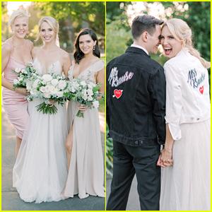 Molly McCook's Fairytale Wedding Photos Are So Stunning!