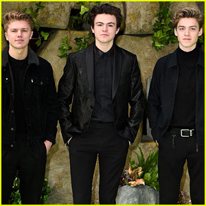 New Hope Club Covers 'Speechless' From Disney's 'Aladdin' (Video)