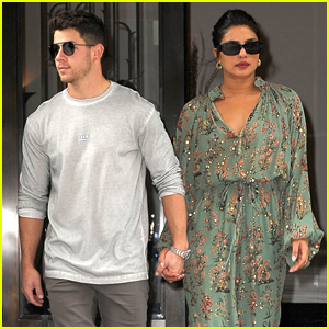Nick Jonas & Priyanka Chopra Are People's First Ever Couple To Be Named Best Dressed