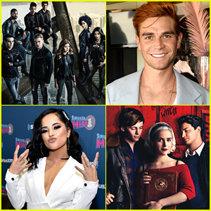 'Shadowhunters', Becky G, 'Riverdale' & More Score Peoples' Choice Awards 2019 Nominations - See The Full List!